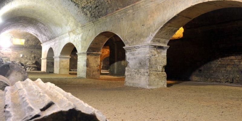 Arles 2 cryptoportiques c duranti